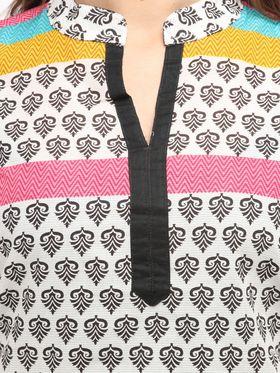 Branded Cotton Printed Kurtis -Ewsk0615-1345