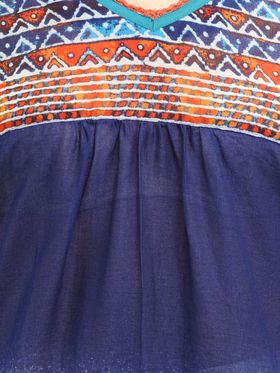 Branded Cotton Printed Kurtis -Ewsk0615-1381