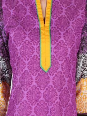 Branded Cotton Printed Kurtis -Ewsk0715-1419