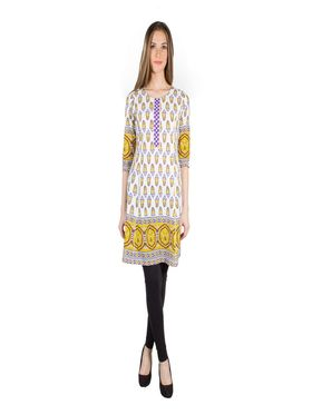 Branded Cotton Printed Kurtis -Ewsk0715-1422