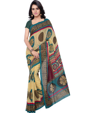 Florence Printed Faux Georgette Sarees -FL-11244