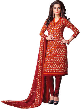 Khushali Fashion Crepe Printed Unstitched Dress Material -HNYVR1015