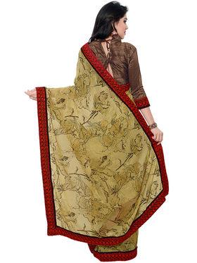 Indian Women Georgette Saree -IC40419