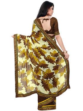 Indian Women Georgette Saree -IC40421
