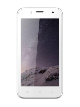 Intex Aqua Y4 Andorid Kitkat 3G Smartphone - White