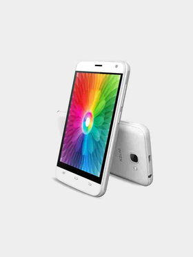 Intex Aqua Wave 4 Inch Android 4.4.2 KitKat Smart Phone - White