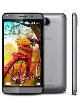 Karbonn Titanium Machfive (Silver)- 5 Inch Android V5, 2GB RAM, 16GB ROM