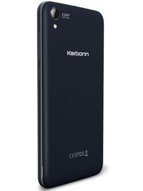 Karbonn Titanium Mach One Plus Quadcore, 2GB RAM, 16GB ROM - Blue