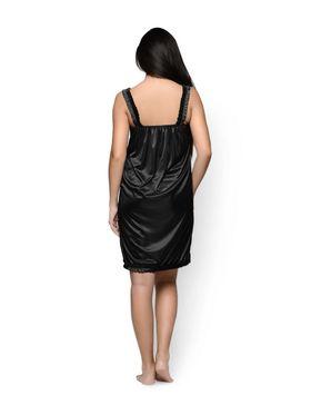 Set of 2 Klamotten Satin Solid Nightwear - X30-100