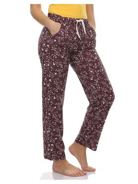 Clovia Cotton Printed Pyjama -LB0015P15