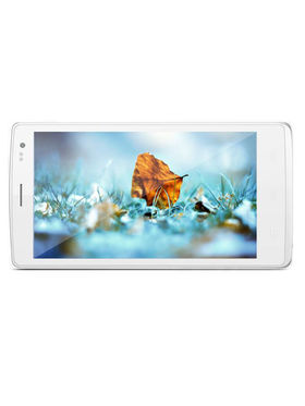 Lava Iris Alfa L Android Lollipop Quad Core Processor 3G Smartphone - White