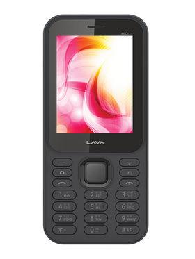 Lava ARC 12 Plus Dual Sim Phone - Black