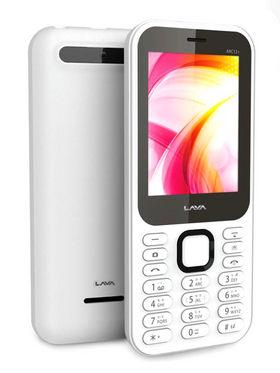 Lava ARC 12 Plus Dual Sim Phone - White