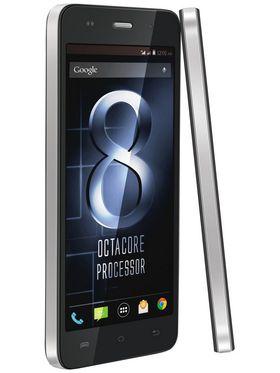 Lava Iris X8- Black 5 Inch HD IPS Display, Update to Lollipop, 1.4 Ghz Octa-Core Processor, 2 GB RAM, 16 GB ROM