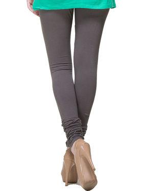 Combo of 10 Arisha Solid Cotton Lycra Legging -sa01