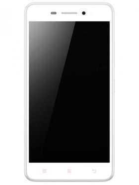 Lenovo Sisley S60 update to Lollipop, 13 MP & 5 MP Camera with 2 GB RAM - White