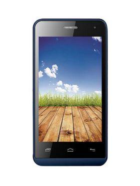 Micromax Bolt Q324 Dual Sim Mobile Phone - Blue