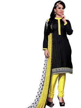 Khushali Fashion Chanderi Self Dress Material -Ncekl1005