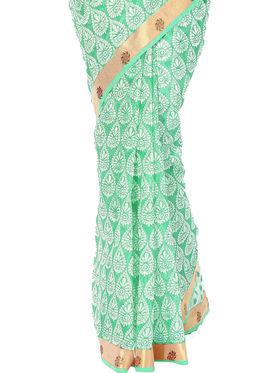 Branded Cotton Gadwal Sarees -Pcsrsd60