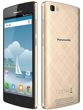 Panasonic P75 Android 5.1 Lollipop (Champagne Gold)
