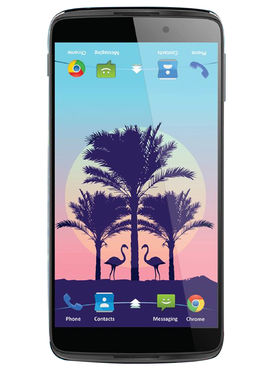 Panasonic Eluga Switch Android Lollipop, Octa Core Processor with 2GB RAM & 32 GB ROM - Metal Grey