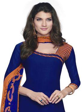 Khushali Fashion Crepe Printed Unstitched Dress Material -RFSN88005