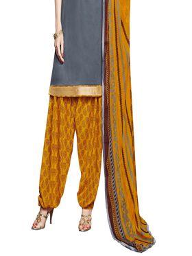 Khushali Fashion Glaze Cotton Printed Unstitched Dress Material -RPSP28015