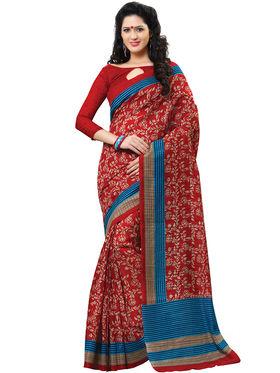 Shonaya Printed Handloom Cotton Silk Saree -Snhls-2011-B