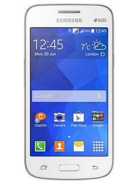 Samsung Galaxy Star Advance - White