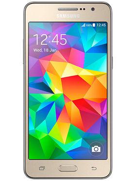 Samsung Galaxy Grand Prime 4G with 1GB RAM & 8GB ROM - Gold