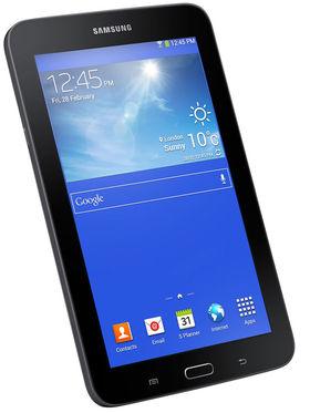 Samsung Galaxy Tab E(Quad Core,Android Kitkat, 8 GB, Wi-Fi+3G) - Metallic Black