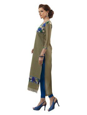 Viva N Diva Chanderi Bhagalpuri Karachi Embroidered Unstitched Suit Suhaani-1010