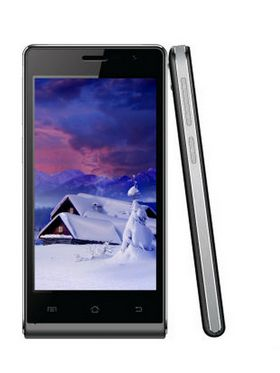 Swipe Marthon Android Kitkat 4.4.2 3G Smartphone - Grey