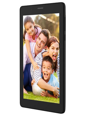 Micromax P70221 Tablet (7 inch, 16GB, Wi-Fi+ 3G+ Voice Calling) Black