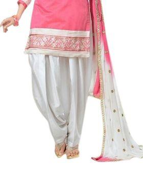 Thankar Semi Stitched  Bhagalpuri Silk Embroidery Dress Material Tas268-1036