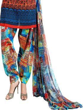 Khushali Fashion Cotton Printed Unstitched Dress Material -VRCC39037