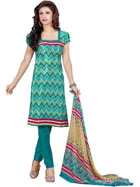 Khushali Fashion Silk Printed Unstitched Dress Material -VSPKV24427