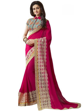 Nanda Silk Mills Fancy Traditional Saree_Vr-1800