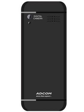 Adcom Lovee X4 Dual Sim Phone - Black