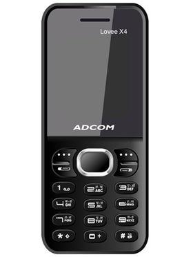 Adcom Lovee X4 Dual Sim Phone - Blue