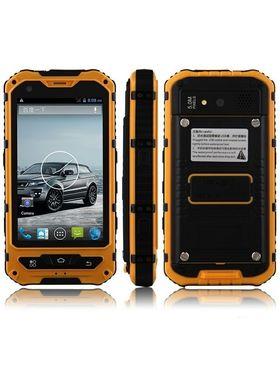 XElectron A8 Rugged IP68 ( Waterproof, Shockproof & Dustproof ) Smart Phone - Yellow & Black