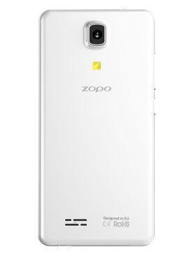 ZOPO ZP330 4.5 Inch IPS Screen Quad Core Android Lollipop 5.1 Smart Phone - White