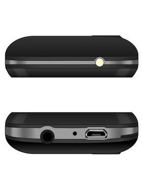 Micromax X605 Dual Sim Phone - Black