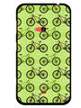 Snooky Designer Print Hard Back Case Cover For Nokia Lumia 625 - Cream