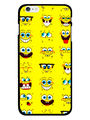 Snooky Designer Print Hard Back Case Cover For Apple iPhone 6S - Yellow