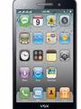 VOX 4 SIM Large Touch Screen TV Mobile - V9100 - Black