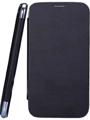 Camphor Flip Cover for Sony Xperia C - Black