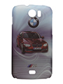 Snooky Back Cover for Micromax Canvas 2 A110 - Grey